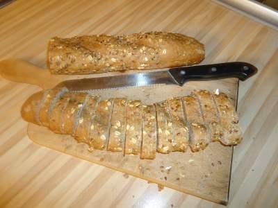 Рецепта за домашни брускети