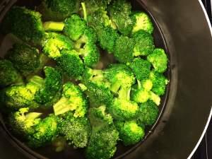 Brokoli-smetana