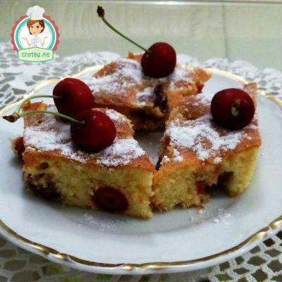 Sladkish-chereshi-keks-desert-recepta