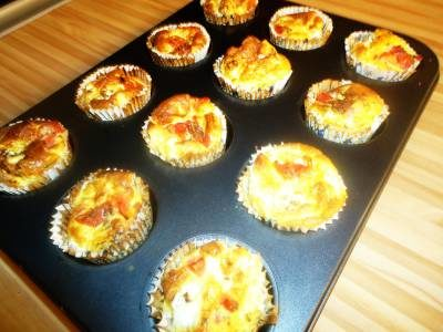 Mini-omlet-muffin